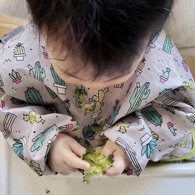 What I Learned After Using Baby Led Weaning to Feed My Baby